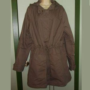 MAKE AN OFFER‼️Forever 21 Utility Jacket Size M